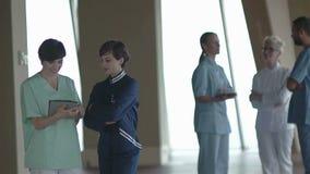 小组医院的医护人员, 股票视频