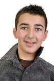 少年的男孩 免版税库存图片