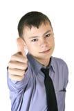 少年 免版税库存图片