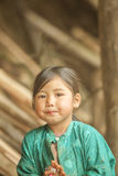 少数族裔孩子 库存图片