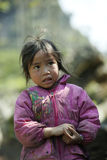 从少数族裔的孩子 免版税库存照片