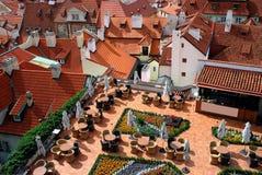 少许布拉格季度 免版税库存照片