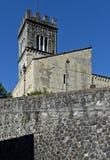 巴尔加卢卡托斯卡纳意大利s cristopher教会 免版税库存照片