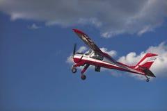 维尔加PZL 104 免版税图库摄影