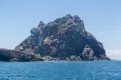 费尔南多・迪诺罗尼亚群岛巴西 库存图片