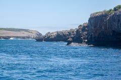 费尔南多・迪诺罗尼亚群岛巴西 免版税库存图片