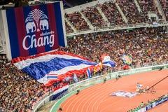 巴尔卡角对泰国 库存照片