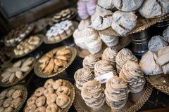 巴尔卡角面包店 库存图片