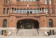 贝尔县法院大楼 库存图片