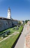 贝尔格莱德古老堡垒  免版税库存图片