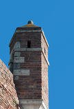 贝尔格莱德堡垒的细节1 库存照片