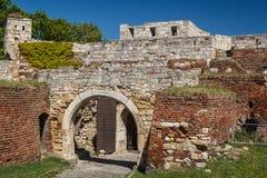 贝尔格莱德堡垒 免版税库存图片