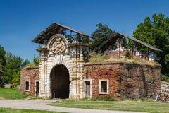 贝尔格莱德堡垒 库存照片