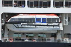 费尔森,荷兰- 2017年6月21日:Azamara旅途- Azamara俱乐部巡航 免版税库存图片