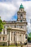 贝尔法斯特香港大会堂-北爱尔兰 免版税库存图片