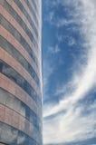 尔湾加利福尼亚现代大厦 免版税库存照片