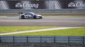维尔特模数NSX维尔特赛跑在GT5的模数圆顶CONCEPT-GT  免版税库存图片