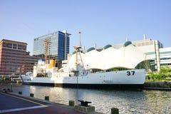 巴尔的摩港口 免版税图库摄影