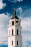维尔纽斯立陶宛 St Stanislaus St Vlad大教堂大教堂  库存图片