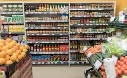 维尔纽斯,立陶宛- 2016年11月10日:最大值商店购物中心在立陶宛 其中一家最普遍的商店在立陶宛 菜和 免版税库存照片