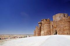 贝尔蒙特城堡 免版税库存图片
