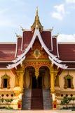 贺尔Thamma Shapa寺庙 免版税库存图片