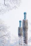 尖塔 免版税库存照片