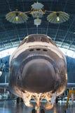 尚蒂伊美国, VA - 9月, 26日:发现号太空梭 免版税库存图片
