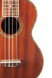 尤克里里琴吉他 免版税库存照片