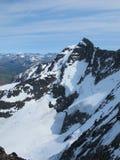 尤通黑门山脉,挪威 免版税库存图片
