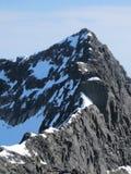 尤通黑门山脉,挪威 库存照片