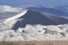 尤里卡沙丘全景#1 图库摄影