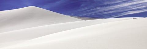 尤里卡沙丘,死亡谷,加利福尼亚 免版税图库摄影