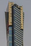 尤里卡Southbank墨尔本的塔关闭 免版税图库摄影