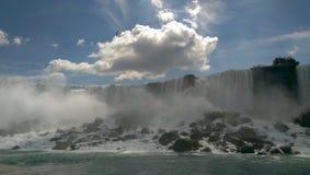 尼亚加拉大瀑布,加拿大 库存照片