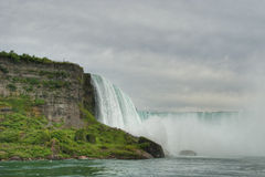 尼亚加拉大瀑布,加拿大 免版税库存图片