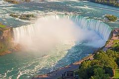尼亚加拉大瀑布,安大略加拿大 免版税库存图片