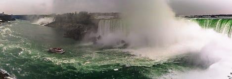 尼亚加拉大瀑布,安大略,加拿大 库存照片