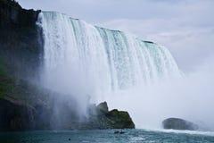 尼亚加拉大瀑布 免版税图库摄影