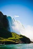 尼亚加拉大瀑布 图库摄影