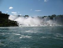 尼亚加拉大瀑布 库存照片