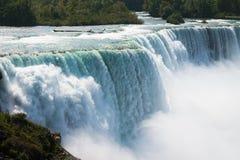尼亚加拉瀑布夏时 库存照片