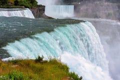 尼亚加拉瀑布,风景视图 NY,美国 图库摄影