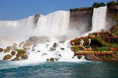 尼亚加拉瀑布 图库摄影