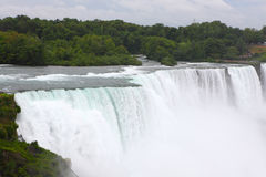 尼亚加拉瀑布 库存图片