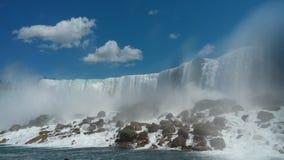 尼亚加拉瀑布2016年 免版税库存图片