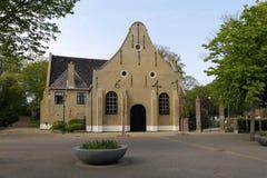 尼克拉斯教会弗利兰岛 免版税库存图片