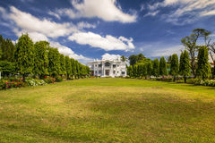 尼利的庭院伊洛伊洛省 免版税库存图片