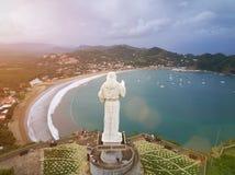 尼加拉瓜旅行目的地 免版税库存照片