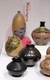 尼加拉瓜的花瓶 库存照片